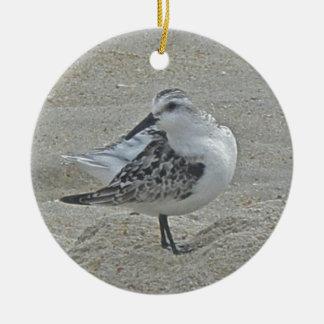 Sandpiper Christmas Ornament