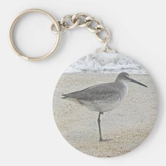 Sandpiper Keychain