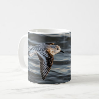 Sandpiper Save Our Shorebirds Mug by RoseWrites