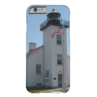 Sandpoint Lighthouse Barely There iPhone 6 Case
