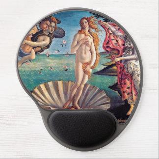 Sandro Botticelli - Birth of Venus - Fine Art Gel Mouse Pad