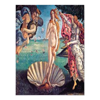 Sandro Botticelli - Birth of Venus - Fine Art Magnetic Card