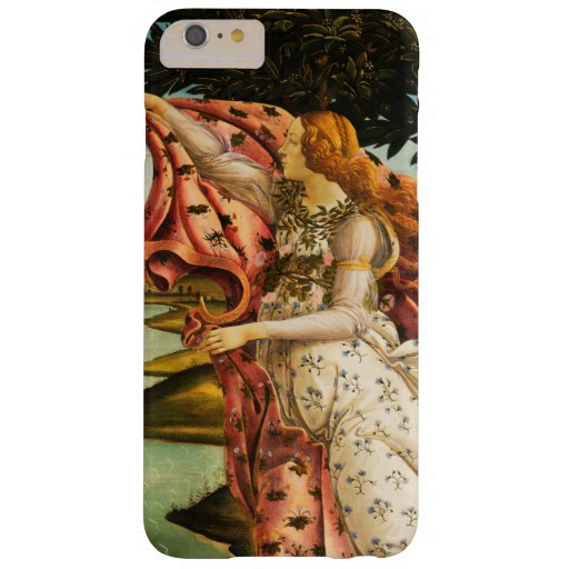 Sandro Botticelli Birth of Venus Hora of Spring Barely There iPhone 6 Plus Case