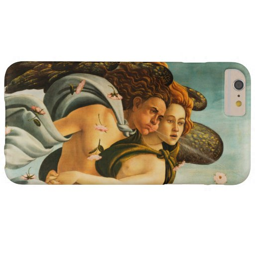 Sandro Botticelli Birth of Venus Zephyrus, Chloris Barely There iPhone 6 Plus Case