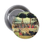 Sandro Botticelli: Historia de Nastagio Degli Ones Pin