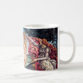 Sandro Botticelli - nacimiento de Venus - bella Taza De Café