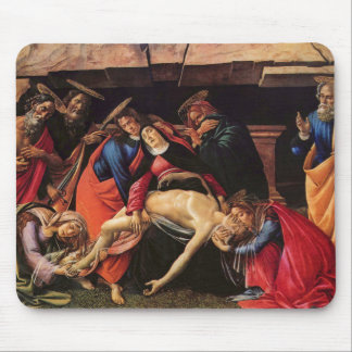 Sandro Botticelli Passion of Christ Mouse Pad