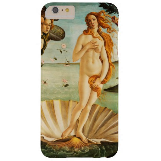 Sandro Botticelli The Birth of Venus Fine Art Barely There iPhone 6 Plus Case