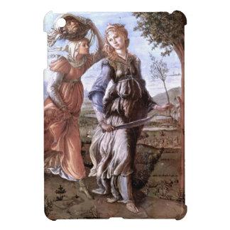 Sandro Botticelli:The return of Judith to Bethulia iPad Mini Case
