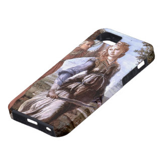 Sandro Botticelli:The return of Judith to Bethulia iPhone SE/5/5s Case