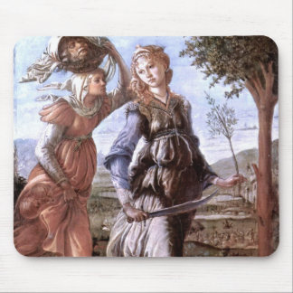 Sandro Botticelli The return of Judith to Bethulia Mouse Pad