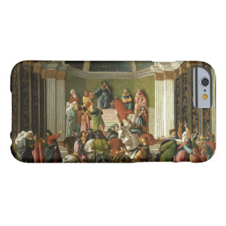 Sandro Botticelli - The Story of Virginia Barely There iPhone 6 Case