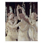 Sandro Botticelli - tres tolerancias Poster