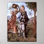 Sandro Botticelli - vuelta de Judith a Bethulia Impresiones