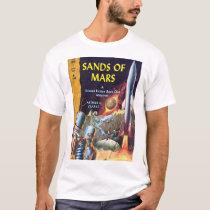 Sands of Mars, by Arthur C. Clarke_Pulp Art T-Shirt