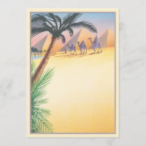 Sands Of The Desert © Note Card