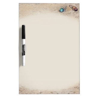 Sands of Time Dry Erase Board