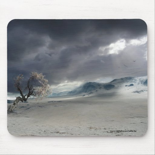 Sands of Time - Mousepad