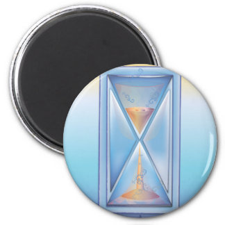 Sands of Time Rome Was Not built in a Day! Magnet