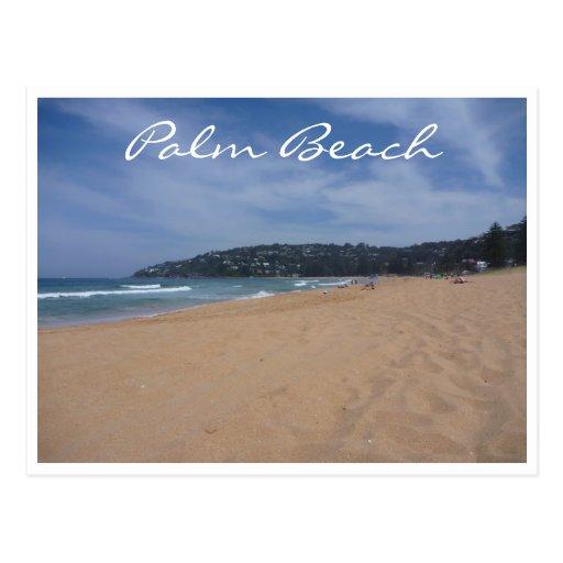 sands palm beach post cards