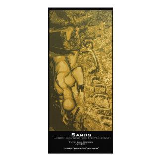 """""""Sands"""" Value Bookmarks Rack Card"""