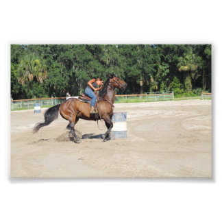 Sandspur Riding Club Benefit - July 7th, 2012 #11 Photo Print