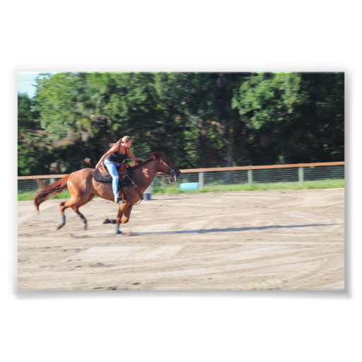 Sandspur Riding Club Benefit - July 7th, 2012 #45 Photographic Print