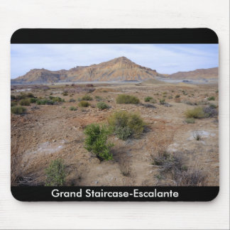 Sandstone Badlands Near Grand Staircase Escalante Mouse Pad