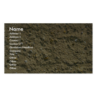 Sandstone Business Card