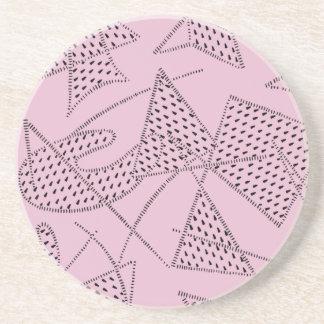 Sandstone Coaster : ATOMIC BOOMERANG - PINK FLOYD
