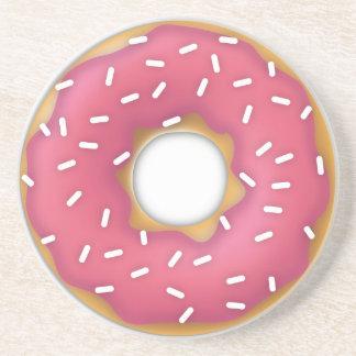 Sandstone Coaster--Sprinkles Donut Coaster
