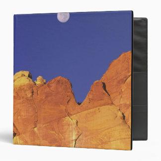 Sandstone escarpment Capitol Reef National Binder