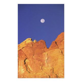 Sandstone escarpment Capitol Reef National Photo