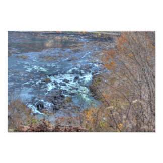 Sandstone Falls, West Virginia Photo Print