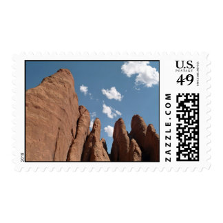 Sandstone Fins – Medium stamp