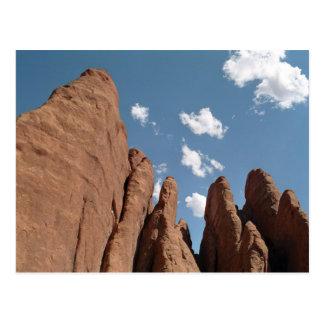 Sandstone Fins Postcard