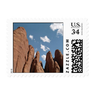 Sandstone Fins – Small stamp