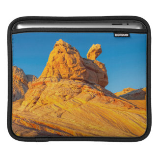 Sandstone Formations At The White Pocket 3 iPad Sleeve