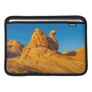 Sandstone Formations At The White Pocket 3 MacBook Air Sleeve