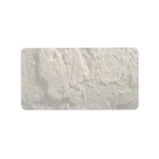 Sandstone Label