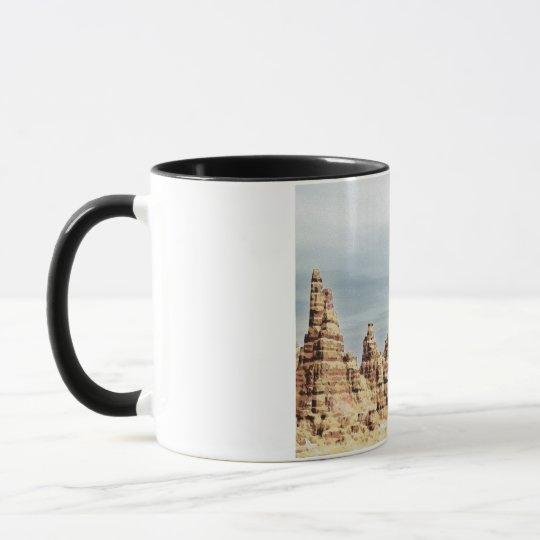 Sandstone Mountains Mug