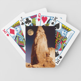Sandstone Pinacle Bicycle Playing Cards