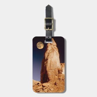 Sandstone Pinacle Tag For Luggage