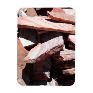 Sandstone Slates Vinyl Magnets