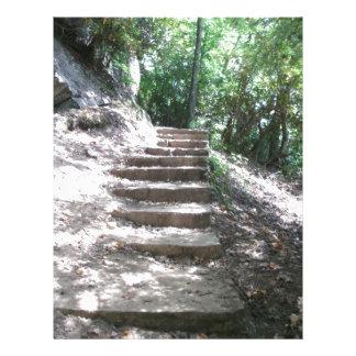 Sandstone Stairs Letterhead