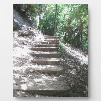 Sandstone Stairs Plaque