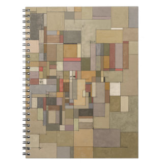 Sandstone Strata Abstract Art Notebook/Journal Notebook