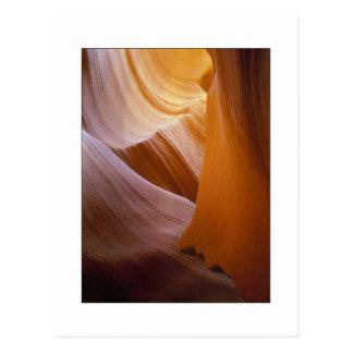"""""""Sandstone Vortex"""" Postcard"""