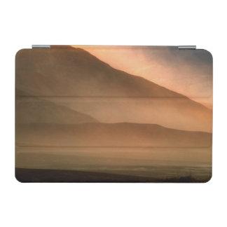 Sandstorm at Mesquite Sand Dunes Sunset iPad Mini Cover