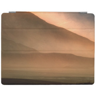 Sandstorm at Mesquite Sand Dunes Sunset iPad Cover